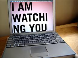 Mom is watching you on internet