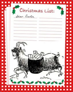 Christmas-List-Goat